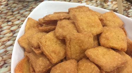 Wondergrain Gluten Free Artisan Cheese Crackers