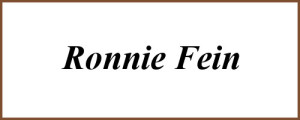 Ronnie Fein