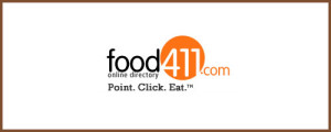 food411 Press Button