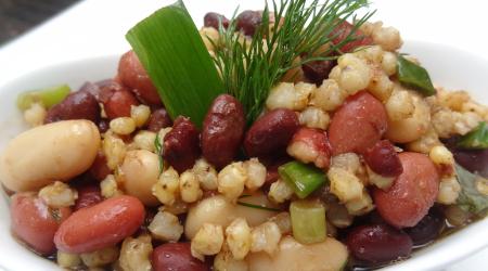 Wondergrain 3 Bean Salad