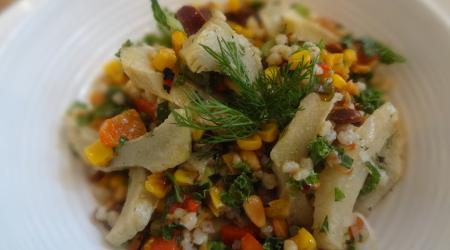 Wondergrain Artichoke Summer Salad