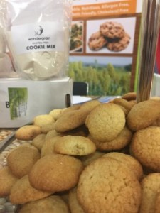 Wondergrain Gluten Free Butterscotch Cookies